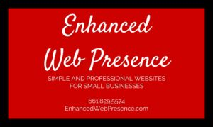 enhanced web presence for small businesses marketing and wordpress website design in Bakersfield, CA