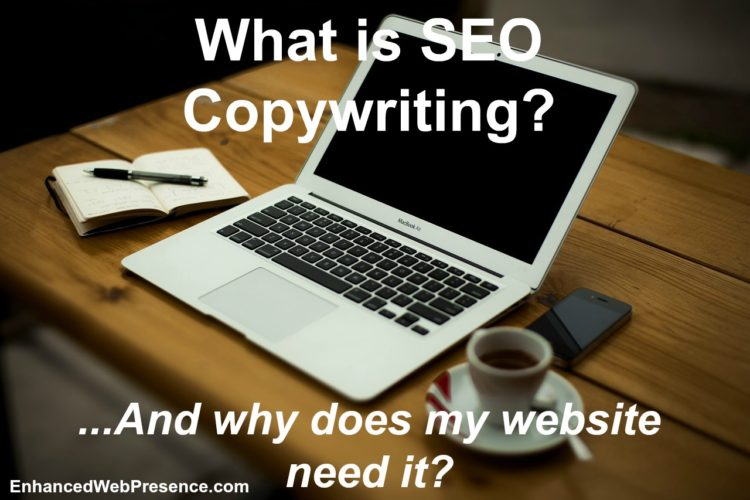 what is SEO copywriting and why does my small business website need it